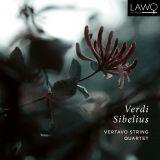 Verdi and Sibelius: String Quartets